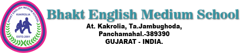 Bhakt English Medium School